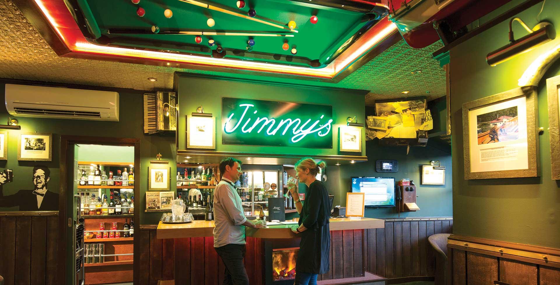 Jimmy s restaurant new zealand